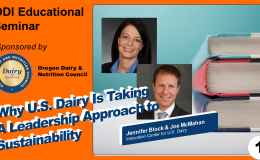 Why U.S. Dairy is Taking a Leadership Approach to Sustainability